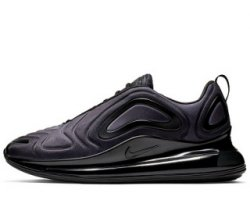 "Кроссовки Nike Air Max 720 ""City Black"""