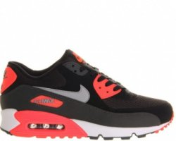 "Кроссовки Nike Air Max 90' ""Black/Infrared"""
