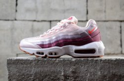 "Кроссовки Nike Air Max 95 ""Pink/Violet"""