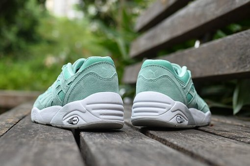 "Кроссовки Puma Trinomic R698 Bright Wool Pack ""Menthol"" 3"