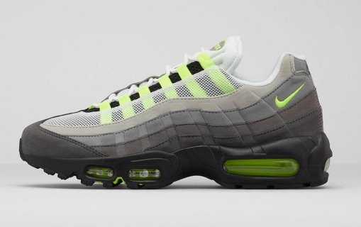 "Кроссовки Nike Air Max 95 GS ""Greedy"" 3"