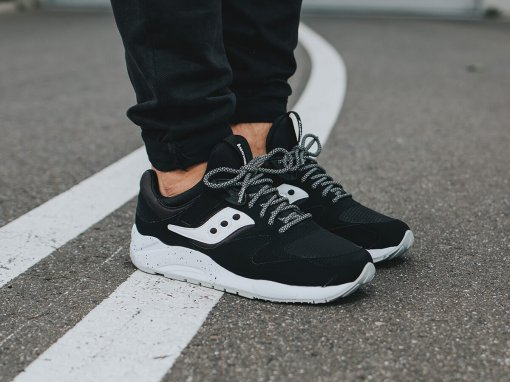 "Кроссовки Saucony Grid 9000 S70077-49 ""Black"" 2"